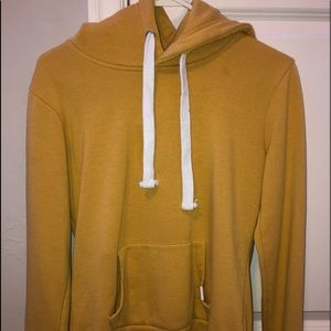 yellow Reflex hoodie